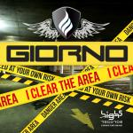 Cover: Giorno - I Clear The Area (Original Radio Edit)