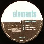 Cover: 4 Elements - Planet Love