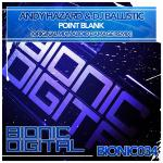 Cover: Andy Hazard & DJ Ballistic - Point Blank (Original Mix)