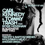 Cover: Carl Kennedy & Tommy Trash ft. Rosie Henshaw - Blackwater (Angger Dimas Progressive Remix - Sebastien Lintz Edit)