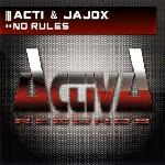 Cover: Acti & Jajox - No Rules