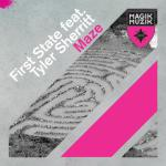 Cover: First State feat. Tyler Sherritt - Maze (Jake Shanahan Remix)
