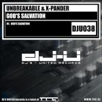 Cover: Unbreakable & X-Pander - God's Salvation
