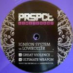 Cover: Igneon System Vs. Lowroller - Ultimate Weapon