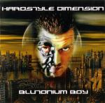 Cover: Blutonium Boy - Hardstyle Dimension