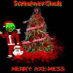 Cover: ScreamerClauz - Santa Punishes Naughty Children