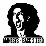 Cover: Amnesys - Back 2 Zero