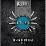 Cover: Legion Of The Lost - The Enjoyment