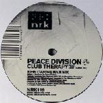 Cover: Peace Division Feat Daniel Diamond - Club Therapy (John Ciafone Main Mix)