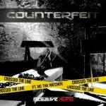 Cover: Counterfeit - Crossed The Line
