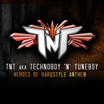 Cover: Technoboy - Heroes Of Hardstyle Anthem