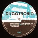 Cover: Discotronic - World of Discotronic