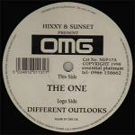 Cover: Hixxy - The One