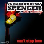 Cover: Andrew Spencer Feat. Pit Bailay - Can't Stop Love (Extended Mix)