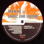 Cover: Alex M. vs. Marc van Damme - Rock The House (Original Mix)