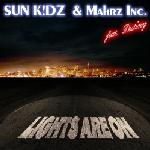Cover: Sun Kidz & Marhz Inc. ft. Destiny - Lights Are On (Bazzpitchers Radio Edit)