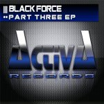 Cover: Black Force - The Universe