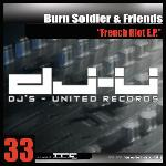 Cover: Burn Soldier - Eleven