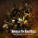 Cover: Angerfist - Buckle Up And Kill