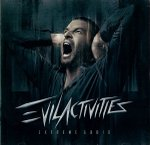 Cover: Evil Activities ft. E-Life - Hardshock