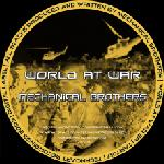 Cover:  - World At War