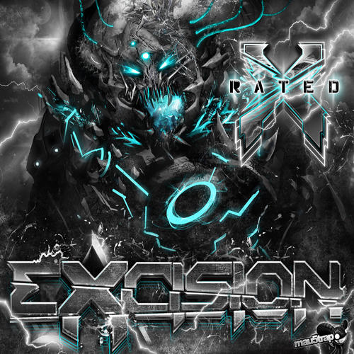Cover art for the Excision ft. Savvy - Sleepless Dubstep lyric