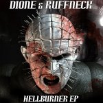 Cover: Dione - Hellburner