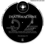 Cover: Deathmachine - Psychotoxic Stompbox²