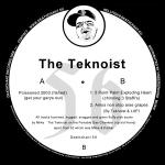 Cover: The Teknoist - 5 Point Exploding Heart (Chinning 3 Staffi's)