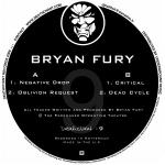 Cover: Bryan Fury - Oblivion Request