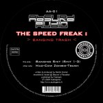 Cover: The Speed Freak - Mad-Cow Zombie-Trash