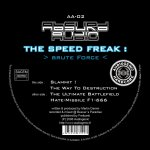Cover: The Speed Freak - The Way Of Destruction