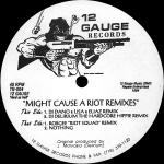 Cover: Vision - Might Cause A Riot (Rob Gee Riot Squad Remix)