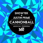 Cover: Showtek - Cannonball
