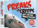 Cover: Freaks - The Creeps  (Get On The Dancefloor)