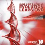 Cover: Clive King - Evolution Leaps FWD