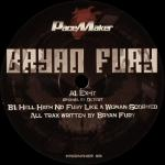 Cover: Bryan Fury - Hell Hath No Fury Like A Woman Scorned