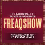 Cover: Brennan Heart - Freaqshow (Radio Edit)