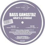 Cover: Bass Gangstaz - What's A Criminal (Brainkicker Mix)