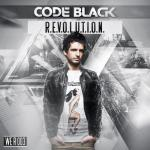 Cover: Code Black - R.E.V.O.L.U.T.I.O.N. (Hard Bass 2013 Blue Theme)
