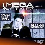Cover: Megastylez - Gonna Be So Happy (Radio Edit)