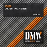 Cover: D10 - Alien Invasion