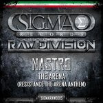 Cover: Nastro - The Arena (Resistance The Arena Anthem)