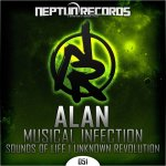Cover: Alan - Musical Infection