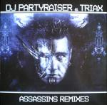 Cover: Partyraiser - Assassins