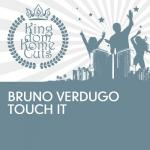 Cover: Bruno Verdugo - Touch It (Original Mix)