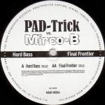 Cover: Pad-Trick vs. Mirco-B - Hard Bass