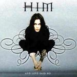 Cover: HIM - ...And Love Said No