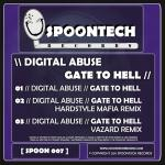 Cover: Digital Abuse - Gate To Hell