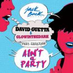 Cover: David Guetta & Glowinthedark feat. Harrison - Ain't A Party